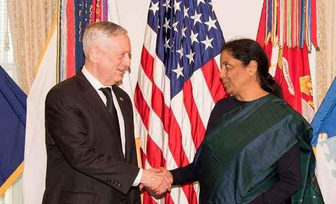 रक्षा और सुरक्षा संबंधों को आगे बढ़ाएंगे भारत-अमेरिका, रक्षा मंत्रियों की बैठक में लिया गया फैसला
