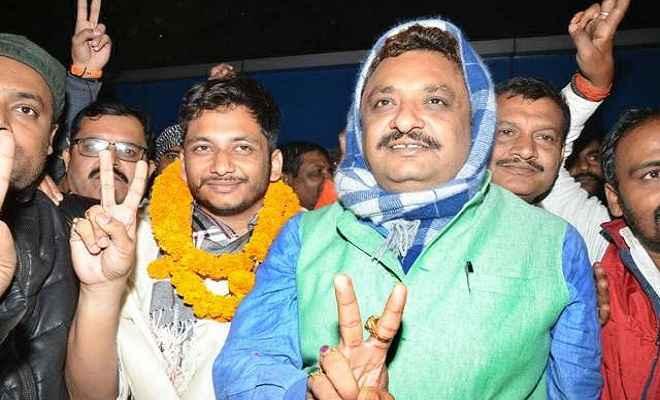 पटना विश्वविद्यालय छात्र संघ चुनाव: जदयू ने मारी बाजी, मोहित बने अध्यक्ष