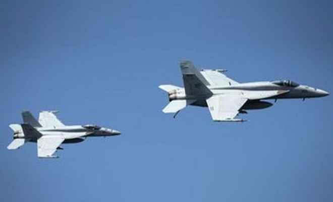अमेरिका के दो सैन्य विमान जापान में दुर्घटनाग्रस्त, 6 लोग लापता