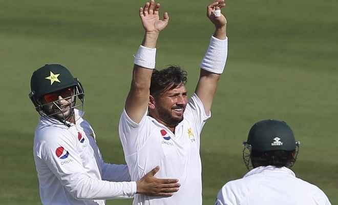 यासिर ने तोड़ा 82 साल पुराना रिकॉर्ड, सबसे कम मैचों में 200 विकेट लेने वाले गेंदबाज बने