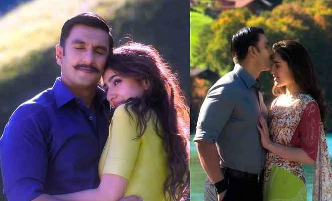 'सिंबा' के नए गाने 'तेरे बिन..' में नजर आया रणवीर सिंह और सारा अली खान का रोमांस