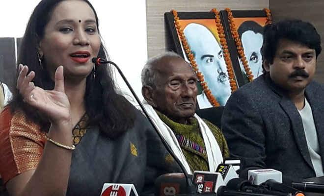 लोक गायिका कल्पना 24 को पटना में रिलीज करेंगी अलबम द लेगेसी ऑफ भिखारी ठाकुर-2