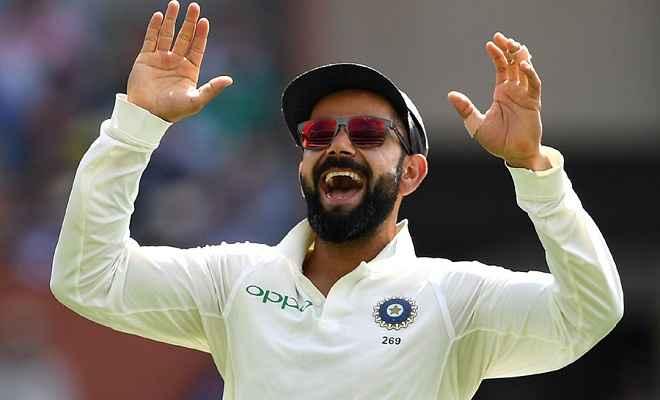 भारत बनाम ऑस्ट्रेलिया: मेलबर्न में घास के झांसे में नहीं आए विराट, यह कहा टॉस जीतने के बाद