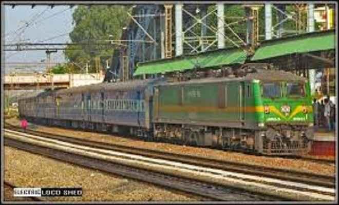 नवनिर्मित डेमू शेड में 6 फरवरी से शुरू होगा डीएमयू ट्रेन मरम्मत का कार्य