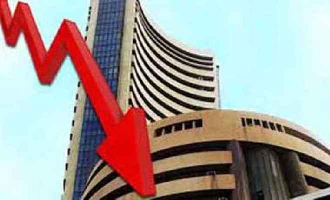 तेज गिरावट के साथ बंद हुए भारतीय शेयर बाजार