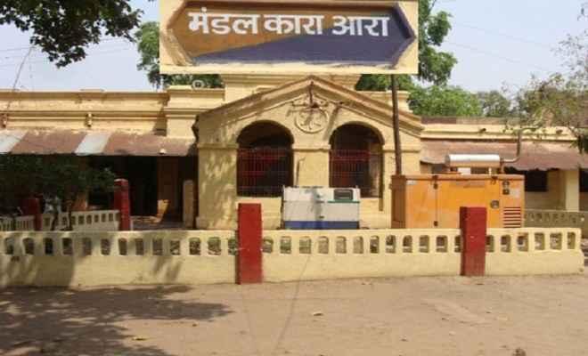 आरा मंडलकारा में कैदियों के दो गुटों में जमकर मारपीट