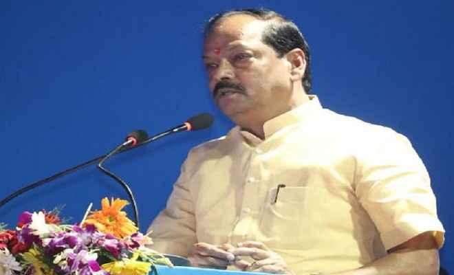 रघुवर दास ने कहा उनकी सरकार झारखंड के सर्वांगीण विकास के लिए प्रतिबद्ध