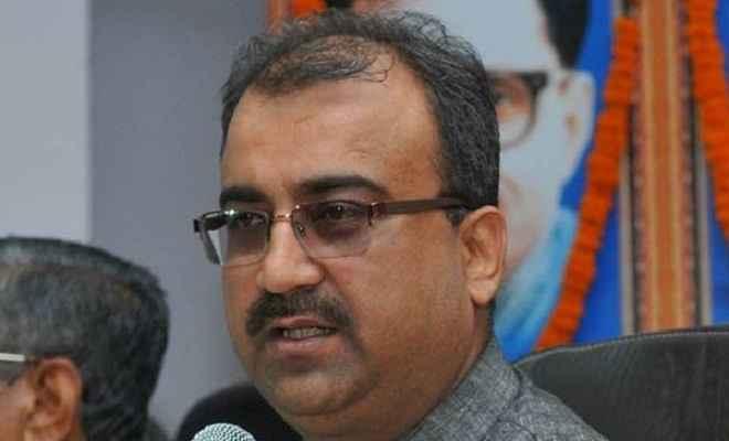 मंगल पांडेय ने कहा वोट बैंक के लिए राजद के युवराज कर रहे राहुल का अनुशरण