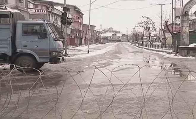 करन नगर में सुरक्षाबलों-आतंकियों के बीच मुठभेड़, सेना का सर्च ऑपरेशन जारी