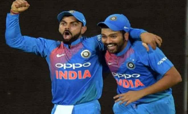 सीरीज जीत के साथ भारत फिर बना नम्बर वन