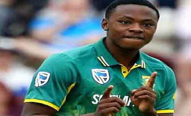 धवन के खिलाफ आक्रामकता दिखाना दक्षिण अफ्रीका के गेंदबाज को महंगा पड़ा