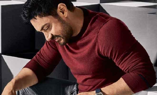 आमिर खान ने इस अंदाज में मनाया वेलेंटाइन डे