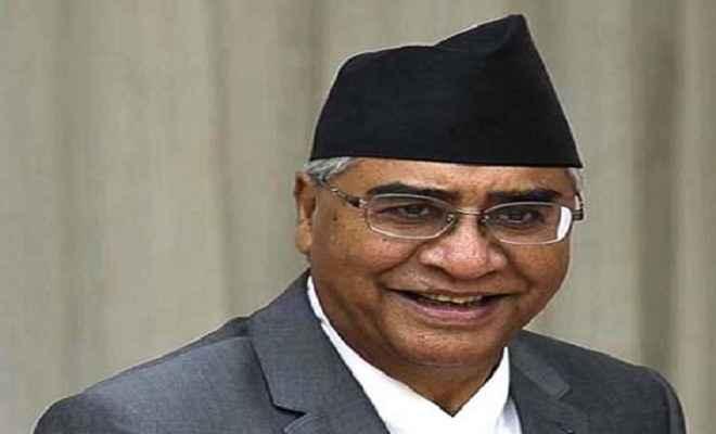 नेपाल के प्रधानमंत्री शेर बहादुर देउबा ने इस्तीफा दिया