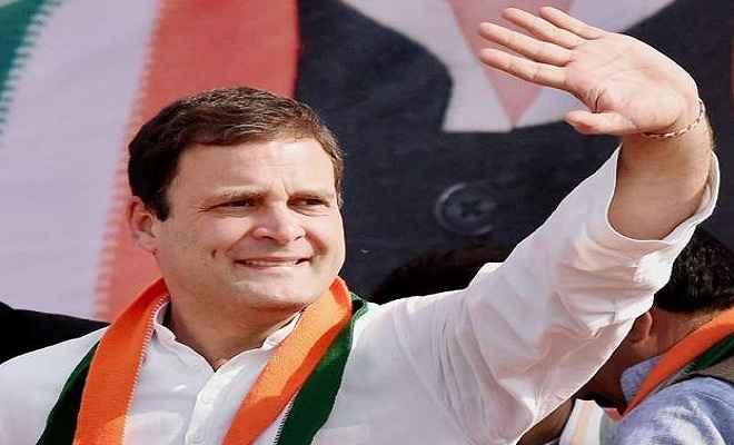 राहुल गांधी ने प्लेनरी सत्र के लिए बनाई स्टीयरिंग कमिटी