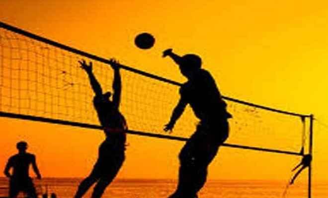 सीनियर नेशनल वालीबॉल प्रतियोगिता के लिए झारखंड वालीबॉल टीम घोषित