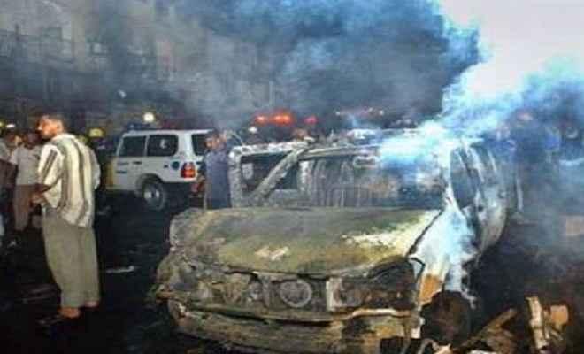 नाइजीरिया के भीड़भाड़ वाले बाजार में आत्मघाती हमला में 22 की मौत