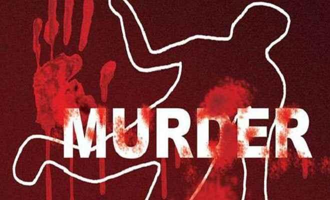 सड़क निर्माण कार्य में लगे दो युवकों की गला रेतकर हत्या