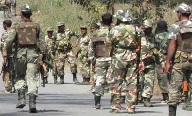 सुकमा मुठभेड़: सुरक्षा बलों ने मुठभेड़ में 20 से अधिक नक्सली मारे