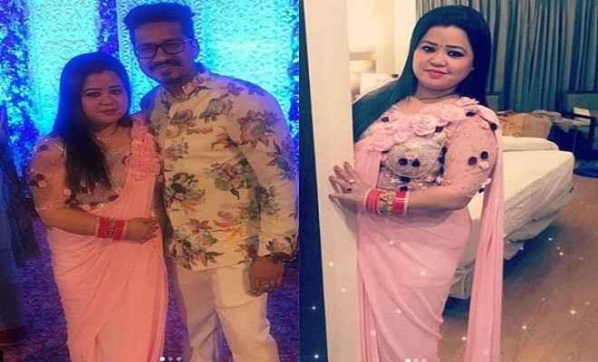 भारती सिंह शादी के बाद अब इतनी पतली हो गईं हैं