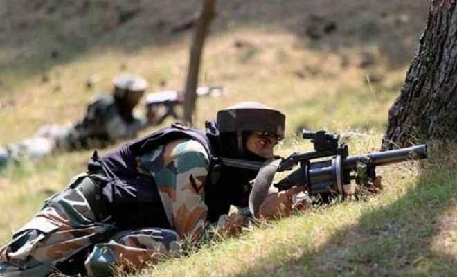 पाक को भारत का करारा जवाब किए चार पोस्ट तबाह, कई पाक सैनिक हुए ढेर
