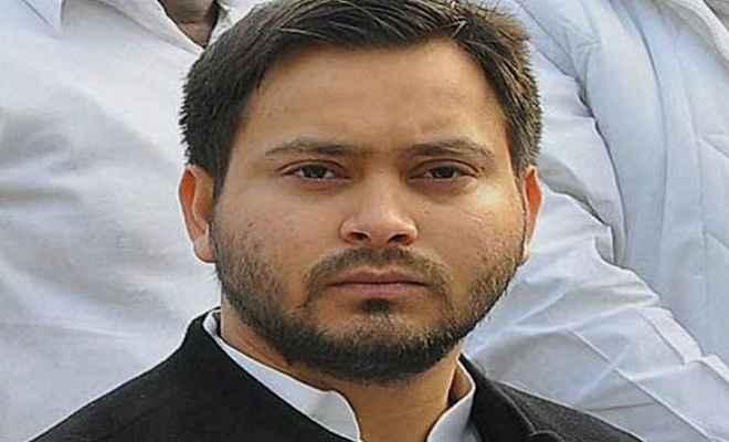 तेजस्वी यादव ने नीतीश सरकार पर लगाये गंभीर आरोप