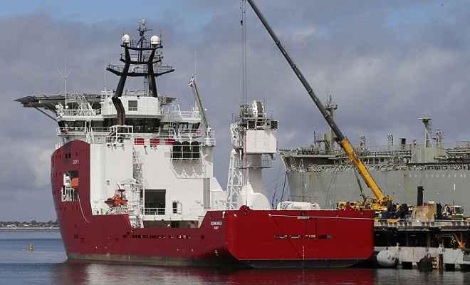 अंडमान के समुद्र में 22 देशों की नौसेना करेगी शक्ति परीक्षण