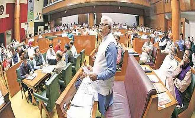 हरियाणा विधानसभा के बजट सत्र हंगामेदार होने के आसार