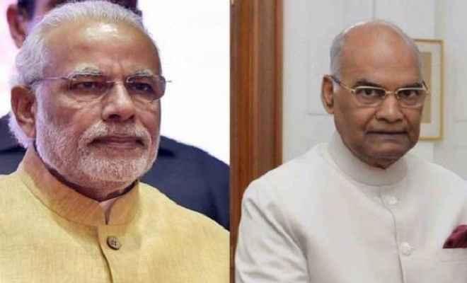 श्रीदेवी के निधन पर प्रधानमंत्री नरेंद्र मोदी और राष्ट्रपति रामनाथ कोविंद ने जताया शोक