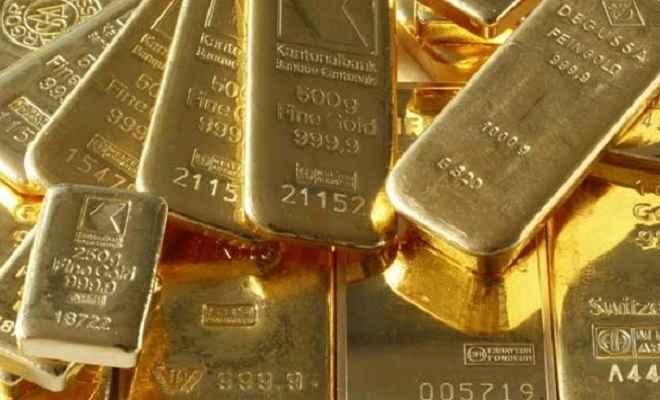 92 लाख रुपये मूल्य के सोने के साथ चीनी नागरिक गिरफ्तार