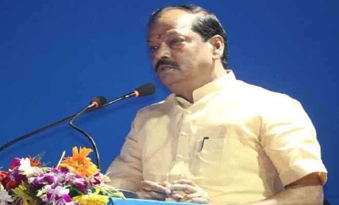 मुख्यमंत्री रघुवर दास ने जमशेदपुर में दो योजनाओं का किया शिलान्यास
