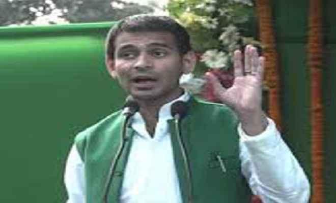 अब देश में राम मंदिर हम बनाएंगे: तेजप्रताप