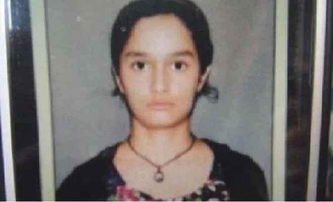 पिता ने अपनी 13 साल की बेटी की बेरहमी से कर दी हत्या