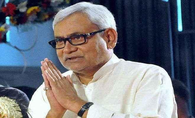 मुख्यमंत्री नीतीश ने पूर्व विधायक अरुण सिंह के निधन पर जताया शोक