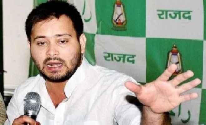 तेजस्वी यादव  ने प्रधानमंत्री पर किसानों के हितों की अनदेखी करने का लगाया आरोप