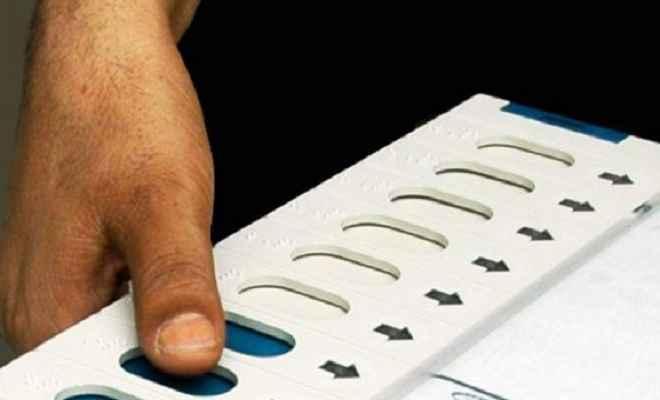 बिहार उपचुनावः कड़ी सुरक्षा के बीच भभुआ के 27 बूथों पर दोबारा हो रही वोटिंग