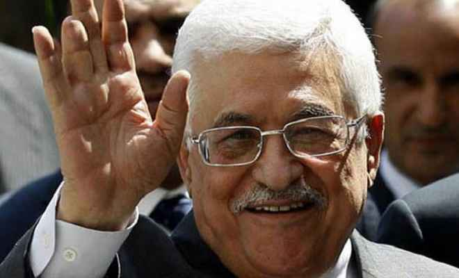 फिलस्तीनी प्रधानमंत्री के काफिले के प्रवेश के तुरंत बाद विस्फोट