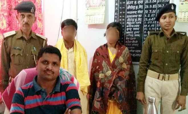 जयमाला के बाद सात फेरे लेने जा रहे दूल्हे को पुलिस ने मंडप से किया गिरफ्तार