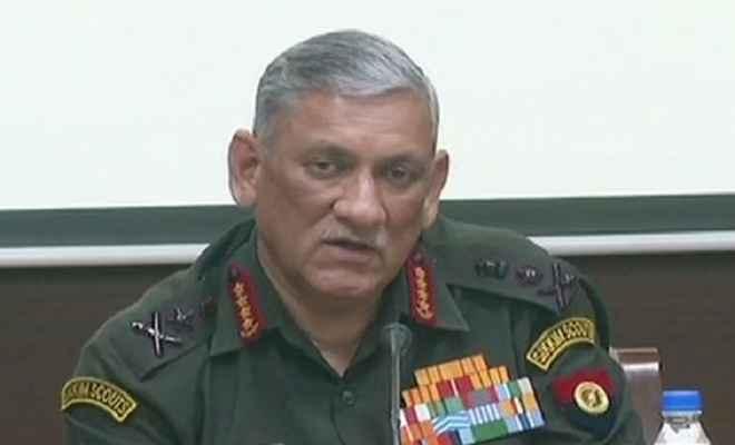 अर्थव्यवस्था के साथ सैन्य शक्ति को बढ़ावा देना भी जरूरी : सेना प्रमुख