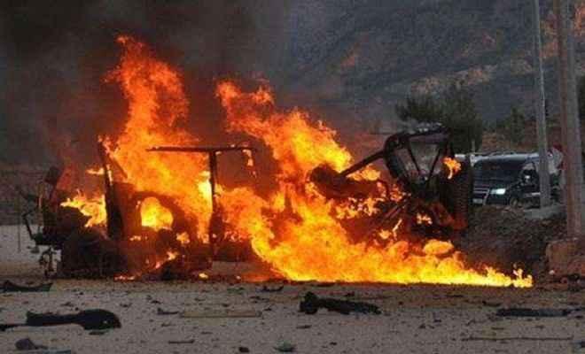 बलूचिस्तान में विस्फोट में 2 की मौत, 7 घायल