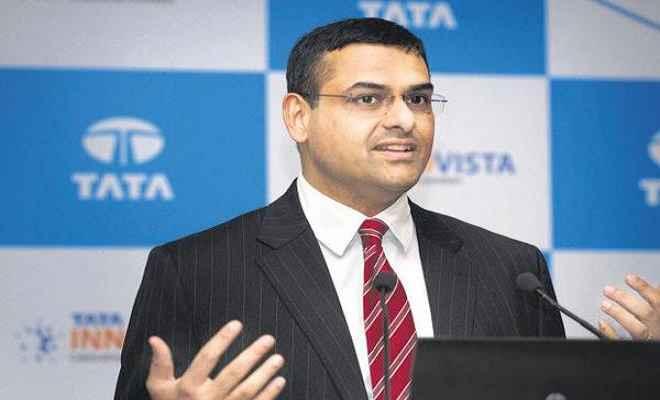 मुकुंद राजन ने टाटा संस से दिया इस्तीफा