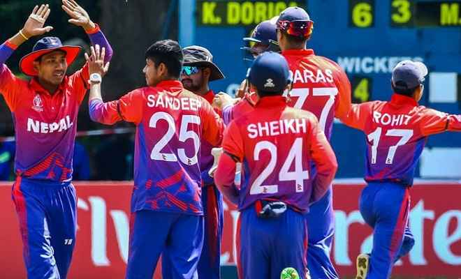 पहली बार मिला नेपाल को वनडे  क्रिकेट का दर्जा, आईसीसी ने दी बधाई