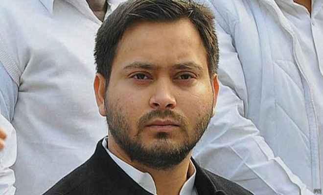 बिहार को विशेष राज्य का दर्जा मिलेगा या नहीं स्पष्ट करें नीतीश : तेजस्वी