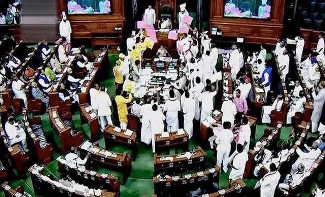 संसद में गतिरोध, सरकार के खिलाफ अविश्वास प्रस्ताव पेश