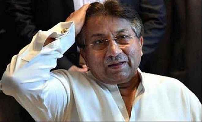 पाकिस्तान की अदालत ने मुशर्रफ के पासपोर्ट के निलंबन का आदेश दिया