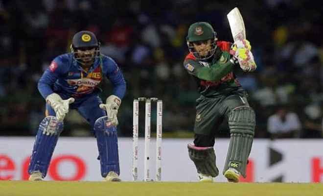 टी20 त्रिकोणीय श्रृंखला : श्रीलंका को हरा बांग्लादेश फाइनल में, भारत से होगा मुकाबला
