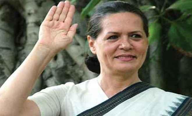 लोगों के दिलों में आज भी कांग्रेस के लिए प्यार जिंदा है: सोनिया गांधी