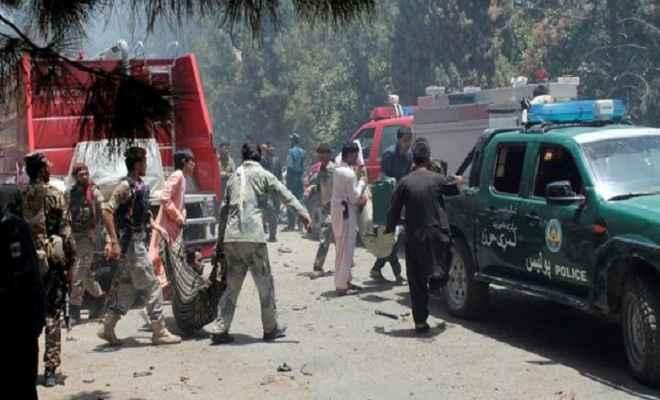 अफगानिस्तान: काबुल में कार बम विस्फोट में 3 की मौत, दो घायल