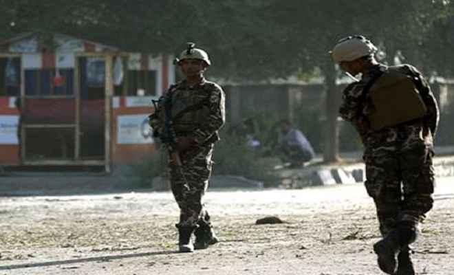 तालिबान हमले में अफगान पुलिस के पांच कर्मियों की मौत