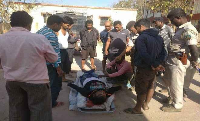भाजपा प्रखंड युवा अध्यक्ष विक्की कुमार साहू को गोली मारकर हत्या