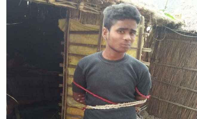 ऑर्केस्ट्रा संचालक ने बंगाल के युवक को बना रखा था बंधक, पुलिस ने कराया मुक्त